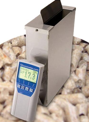 BP1 Wood Pellet Moisture Meter