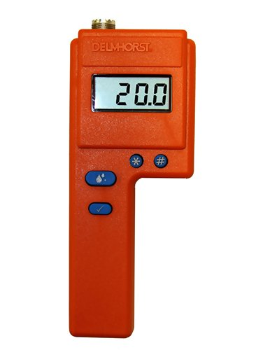Delmhorst F-2000 Digital Moisture Meter for Hay