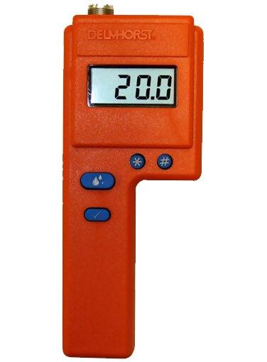 Delmhorst F-2000 Digital Moisture Meter for Hemp
