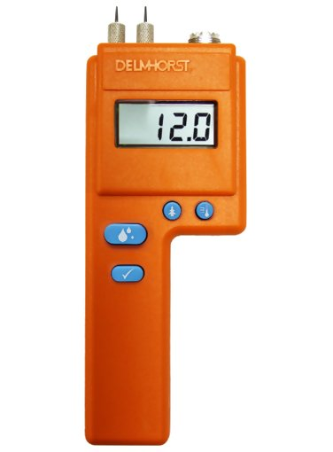 Delmhorst J-2000W/CS Digital Pin-Type Wood Moisture Meter, Individual Instrument
