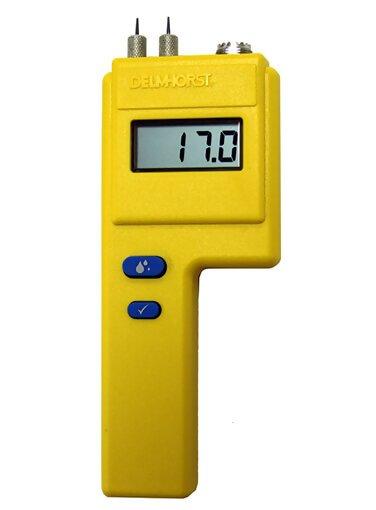 Delmhorst JL-2000 Digital Leather Moisture Meter
