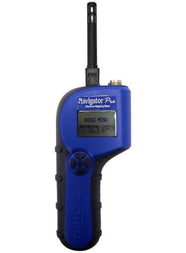 Delmhorst NAVPRO Navigator Pro 3-in-1 Moisture Meter