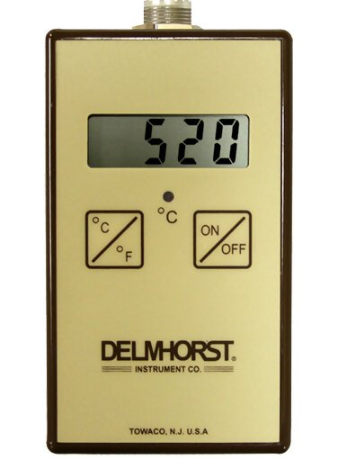 Delmhorst TM-100 Digital Thermometer TM-100W/CS