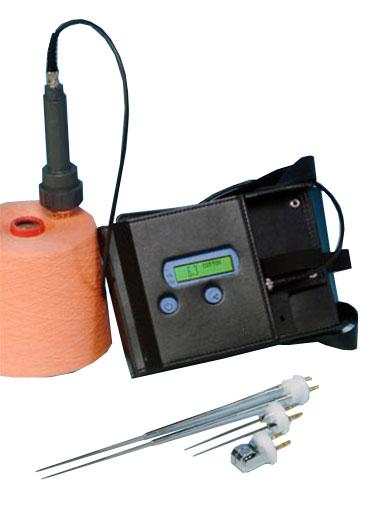 DHT-2 Digital Textile Moisture Meter