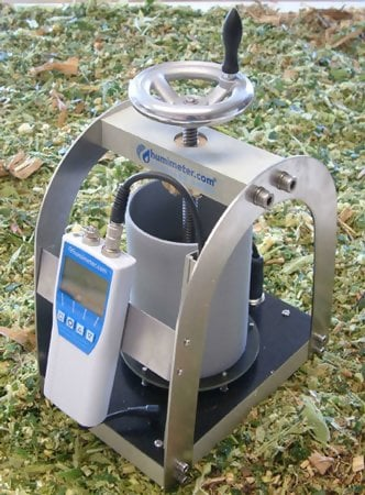 Humimeter BG2 Silage Moisture Meter
