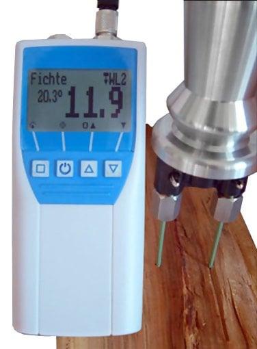 Humimeter BLW Timber Moisture Meter