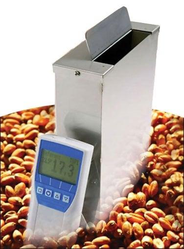 Humimeter FS4 Grain, Fruit, Beans & Seeds Moisture Meter