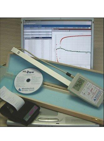 Humimeter LF Paper Moisture Meter