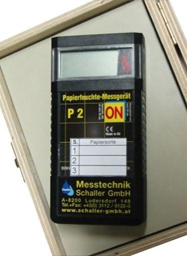 Humimeter P2 Paper Moisture Meter