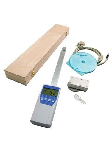 Humimeter RH5 Paper Moisture Meter with Datalogger