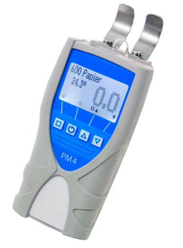 PM4 Running-Line Paper Roll Moisture Meter With Range up to 25%