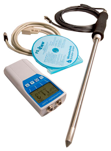 RH2 Relative Humidity Meter With External Probe