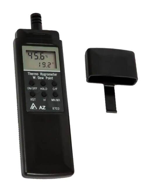 Tramex AZ8703 Digital Hygrometer