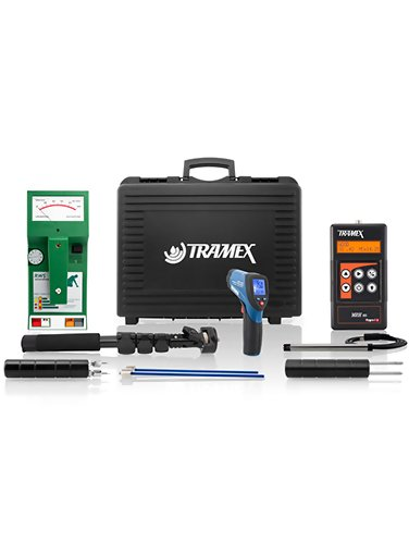Tramex EIK5.1 Exterior Insulation Finishing Systems (EIFS) Inspection Kit