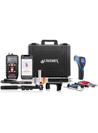 Tramex FIK Flooring Inspector Kit