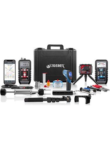 Tramex FMK Flooring Master Kit