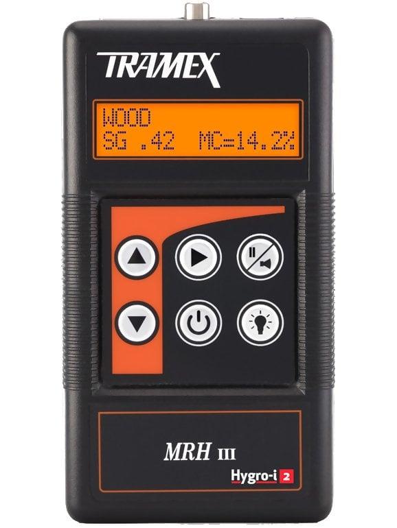 Tramex MRH III Moisture and Humidity Meter