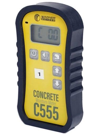 Wagner C555 Handheld Concrete Moisture Meter Kit