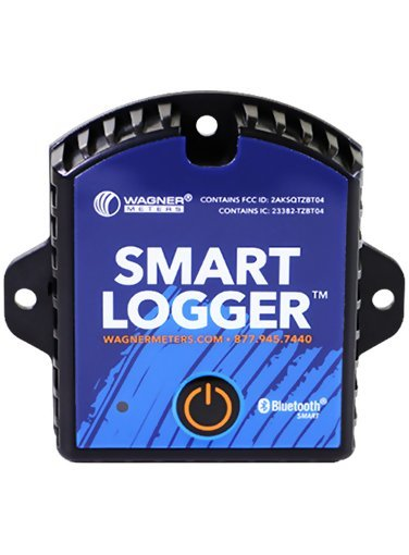Wagner Meter Smart Logger Bluetooth Temperature and Humidity Data Logger