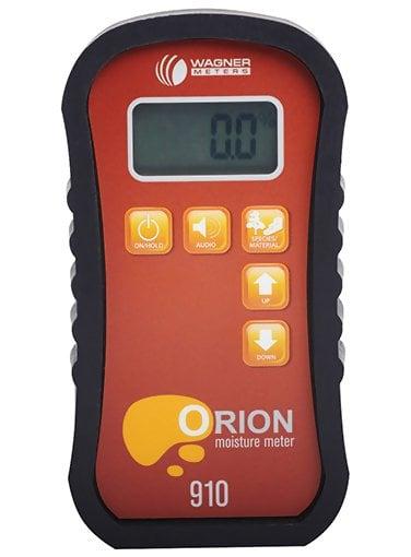 Wagner Orion 910 Deep Depth Pinless Wood Moisture Meter Kit