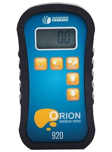 Wagner Orion 920 Shallow Depth Pinless Wood Moisture Meter Kit