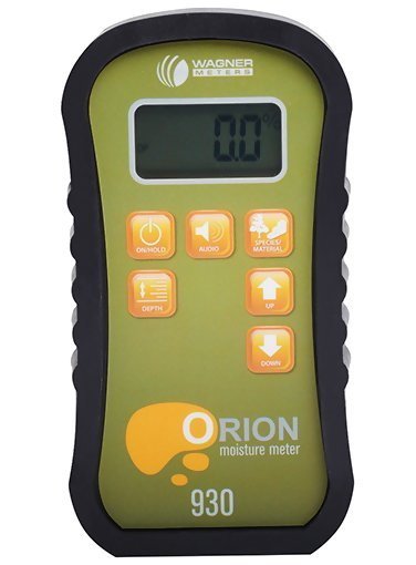 Wagner Orion 930 Dual Depth Pinless Wood Moisture Meter Kit