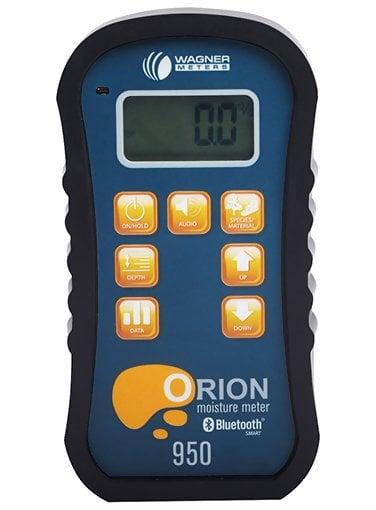 Wagner Orion 950 Smart Pinless Wood Moisture Meter Kit